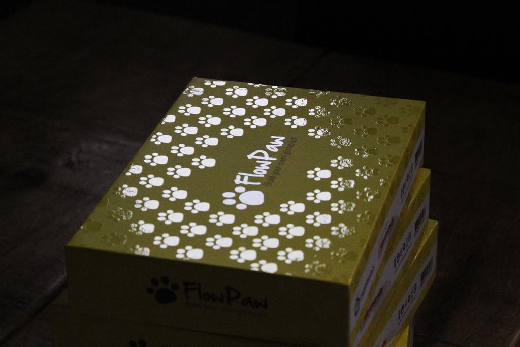 FlowPaw box LR